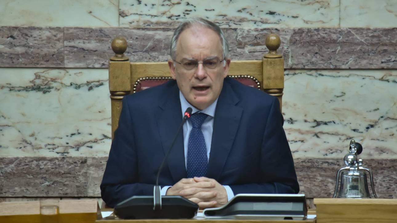 Τασούλας για συνταγματική αναθεώρηση: Μπορεί να φέρει βελτίωση της ζωής των Ελλήνων