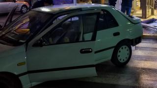Εισβολή με αυτοκίνητο σε κατάστημα ηλεκτρονικών ειδών στην Αγία Παρασκευή