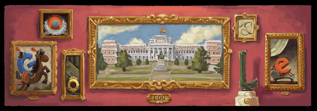 200th anniversary of museo del prado 4899096010686464.2 2x