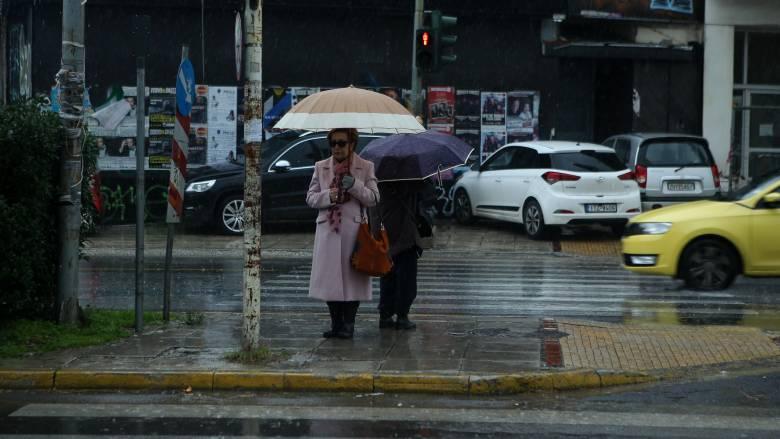Καιρός: Βροχές και καταιγίδες έρχονται τις επόμενες ώρες - Σε ποιες περιοχές θα «χτυπήσουν»