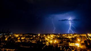 Έκτακτο δελτίο επιδείνωσης καιρού: Έρχονται καταιγίδες και χαλάζι το βράδυ