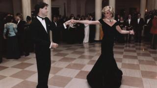 Όταν η Νταϊάνα χόρεψε με τον Τραβόλτα - Σε δημοπρασία το φόρεμα που φορούσε εκείνη τη βραδιά