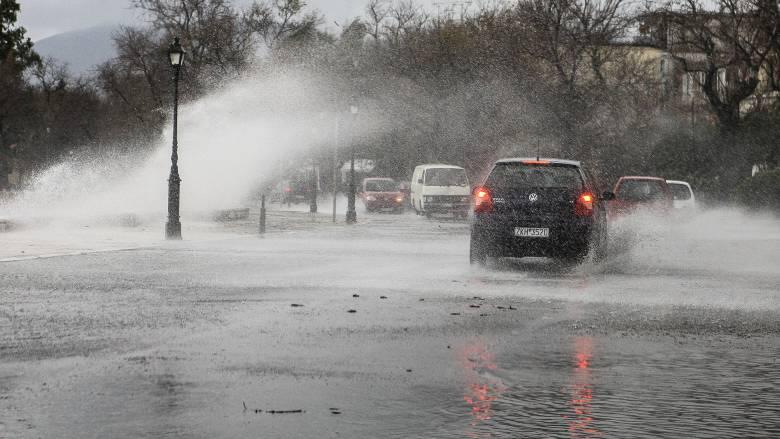 Κέρκυρα: Σε κατάσταση έκτακτης ανάγκης περιοχές του νησιού