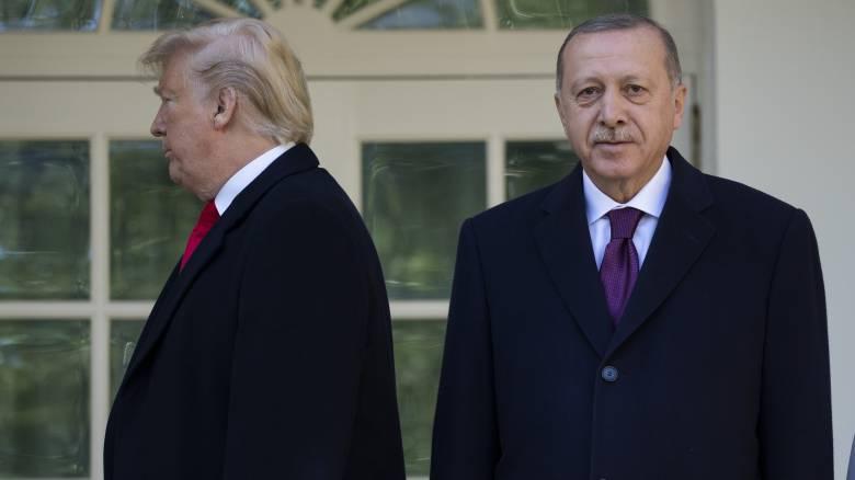Ερντογάν σε Τραμπ: Αν δεν αλλάξεις στάση για τα F-35, θα ψάξουμε για άλλες εναλλακτικές