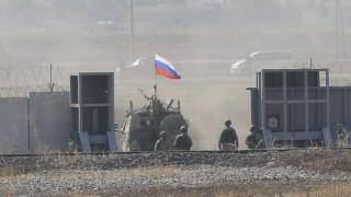 Αυστηρή προειδοποίηση Μόσχας σε Άγκυρα αν ξεκινήσει νέα στρατιωτική επιχείρηση στη Συρία