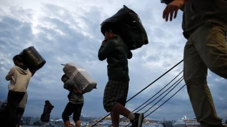 Προσφυγικό: Κάθε μέρα νέο ρεκόρ - 37.208 στα νησιά