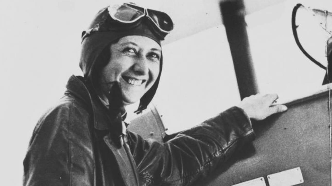 Maude Lores Bonney:Η Google τιμά με doodle την πρώτη γυναίκα που πέταξε από Αυστραλία σε Αγγλία