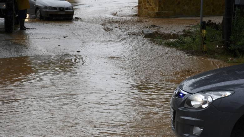 Κακοκαιρία: Τα 104 χιλιοστά «άγγιξε» η βροχή στη Μεσσηνία - Έρχεται νέο κύμα έντονων φαινομένων