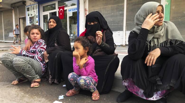 Τουρκία: Περίπου 100.000 Σύροι έχουν φύγει από τις αρχές Ιουλίου