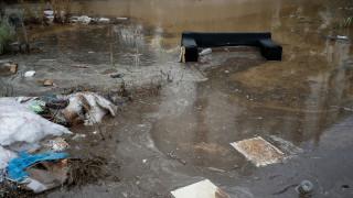 Θεσσαλονίκη: Πλημμύρισαν σπίτια από την κακοκαιρία - Δεκάδες κλήσεις στην Πυροσβεστική