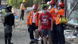 Φίδια και κατσαρίδες: Διαδηλωτές στο Χονγκ Κονγκ φεύγουν από τους υπονόμους για να μην συλληφθούν