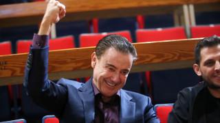 Ρικ Πιτίνο: Ενθουσιασμένος που επιστρέφω στον Παναθηναϊκό ΟΠΑΠ