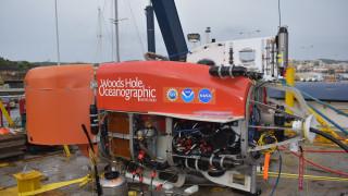 Η NASA στη Σαντορίνη: Ξεκίνησε αποστολή με ελληνική συμμετοχή στο ηφαίστειο