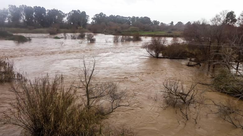 Η κακοκαιρία «σάρωσε» και τον Πύργο: Πλημμύρισαν δεκάδες σπίτια και επιχειρήσεις