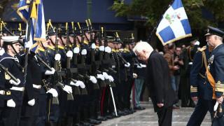 Ημέρα των Ενόπλων Δυνάμεων: Τα μηνύματα Προκόπη Παυλόπουλου και Νίκου Παναγιωτόπουλου