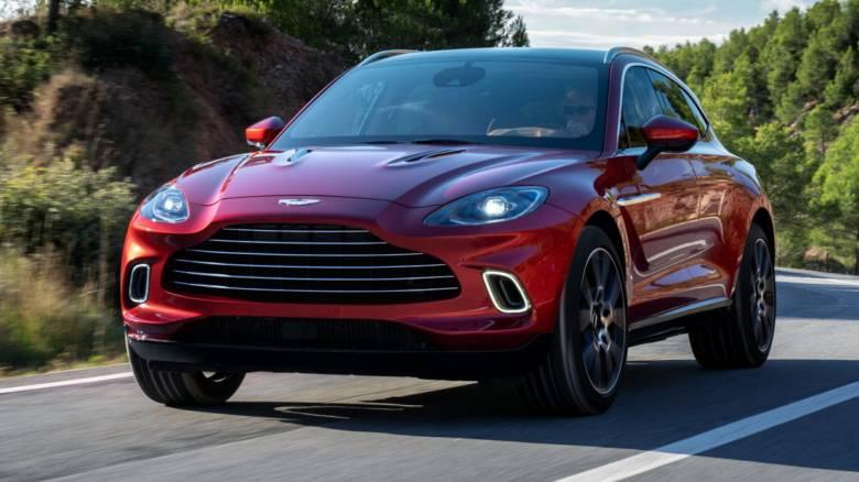 Αυτοκίνητο: H Aston Martin παρουσίασε το δικό της υπερ- πολυτελές SUV, την DBX