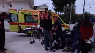 Τροχαίο με αστυνομικούς της ΔΙΑΣ  - Δύο τραυματίες