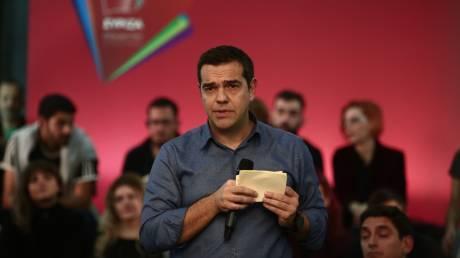 «Ακραία συντηρητικοί, ανίκανοι και ξεδιάντροποι»: Επίθεση Τσίπρα σε κυβέρνηση από τη Νίκαια