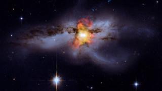 Μεγάλη αστρονομική ανακάλυψη: Γαλαξίας με τρεις… μαύρες τρύπες