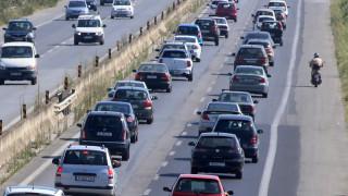 Χαλκιδική: Διακοπή κυκλοφορίας σε δύο επαρχιακούς δρόμους λόγω κακοκαιρίας