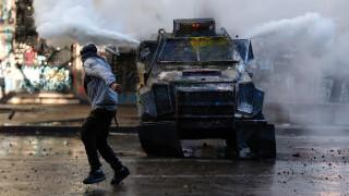 Η κοινωνική κρίση συνεχίζεται: Νέα βίαια επεισόδια, λεηλασίες και εμπρησμοί στη Χιλή
