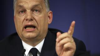Ορμπάν: Απειλεί το Ευρωπαϊκό Λαϊκό Κόμμα με αποχώρηση λόγω «αριστερής στροφής»