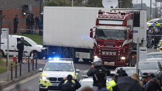 Τραγωδία στο Έσεξ: Νέα σύλληψη 23χρονου Βορειοϊρλανδού για το «φορτηγό του θανάτου»
