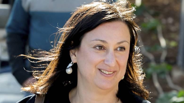 Ντάφνι Καρουάνα Γκαλίζια: Ελεύθερος με εγγύηση ο ύποπτος για τη δολοφονία της δημοσιογράφου