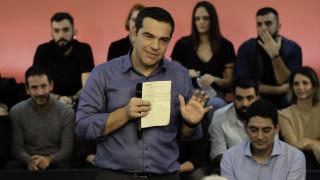 Τσίπρας για ομογενείς: Η ΝΔ τους κοροϊδεύει ψιλό γαζί - Nα επανεξετάσει την πρόταση ΣΥΡΙΖΑ