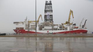 Τούρκος υπουργός Ενέργειας: Θα διεξαχθούν πέντε γεωτρήσεις στην Ανατολική Μεσόγειο το 2020