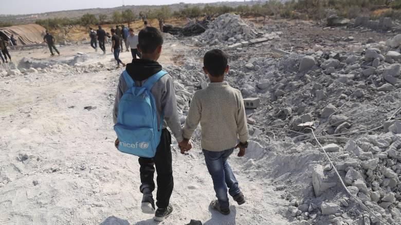 Τουρκία: 70 Σύροι πρόσφυγες επέστρεψαν στη Συρία