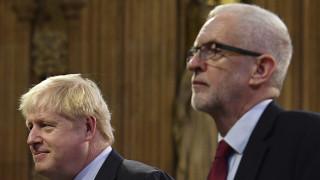 Εκλογές Βρετανία: Στις 10 μονάδες η διαφορά των Συντηρητικών με τους Εργατικούς