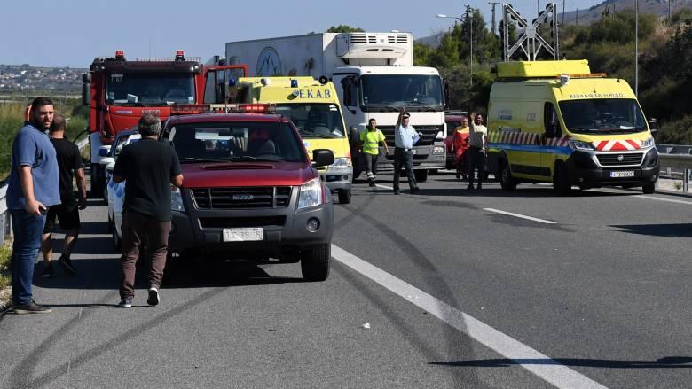Δύο θανατηφόρα τροχαία στη Θεσσαλονίκη