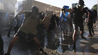 Χιλή: Η κυβέρνηση καλεί σε τερματισμό της βίας