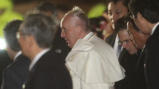 Πάπας Φραγκίσκος: Η ιστορική επίσκεψη στην Ιαπωνία και το μήνυμα για πυρηνικό αφοπλισμό