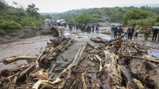 Κένυα: Δεκάδες νεκροί από κατολισθήσεις λόγω των ισχυρών βροχοπτώσεων