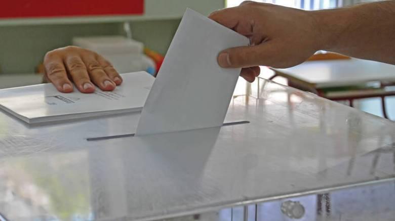 Δημοσκόπηση: Μεγάλη διαφορά της ΝΔ έναντι του ΣΥΡΙΖΑ