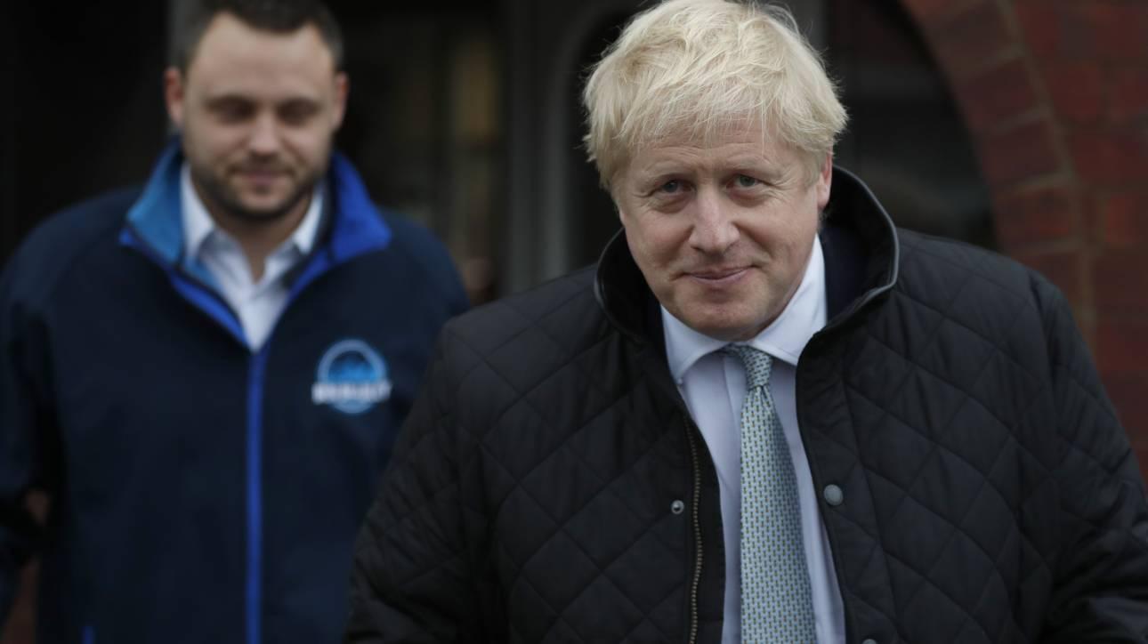 Βρετανία: Ο Τζόνσον παρουσιάζει το πρόγραμμα των Συντηρητικών - Πρώτος στόχος το Brexit