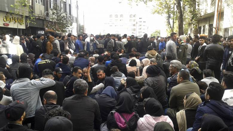 Το Ιράν απειλεί με «σκληρή τιμωρία» τους «μισθοφόρους» που υποκινούν διαδηλώσεις