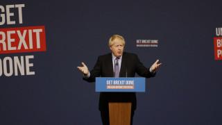 Τζόνσον: Θα υλοποιήσω το Brexit για να απελευθερώσω ένα «τσουνάμι» επενδύσεων
