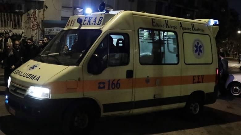 Βόλος: Αυτοκίνητο παρέσυρε και εγκατέλειψε πεζή - Παλεύει για τη ζωή της στο νοσοκομείο