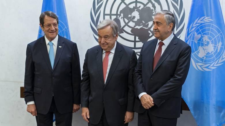 Ακιντζί για Κυπριακό: Να καθορίσουμε από κοινού με τον Αναστασιάδη ένα είδος οδικού χάρτη