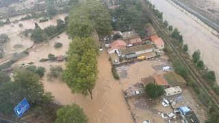 Γαλλία: Στους τέσσερις οι νεκροί από τις πλημμύρες που έπληξαν την Κυανή Ακτή