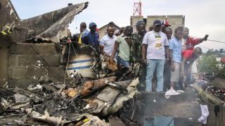 Κονγκό: Αυξήθηκαν οι νεκροί από τη συντριβή του αεροσκάφους