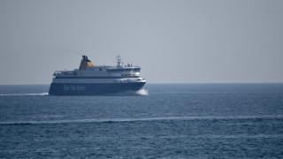 Στο λιμάνι της Νάξου κατέπλευσε το «Βlue Sar Naxos» μετά την εισροή υδάτων