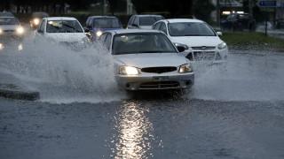 Αποκαταστάθηκε η κυκλοφορία στην Πειραιώς - Ποιοι δρόμοι παραμένουν κλειστοί