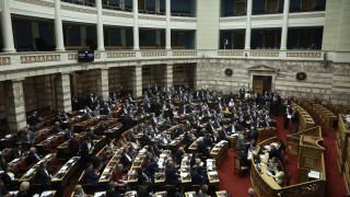 Live: H Bουλή ψηφίζει για την αναθεώρηση του Συντάγματος