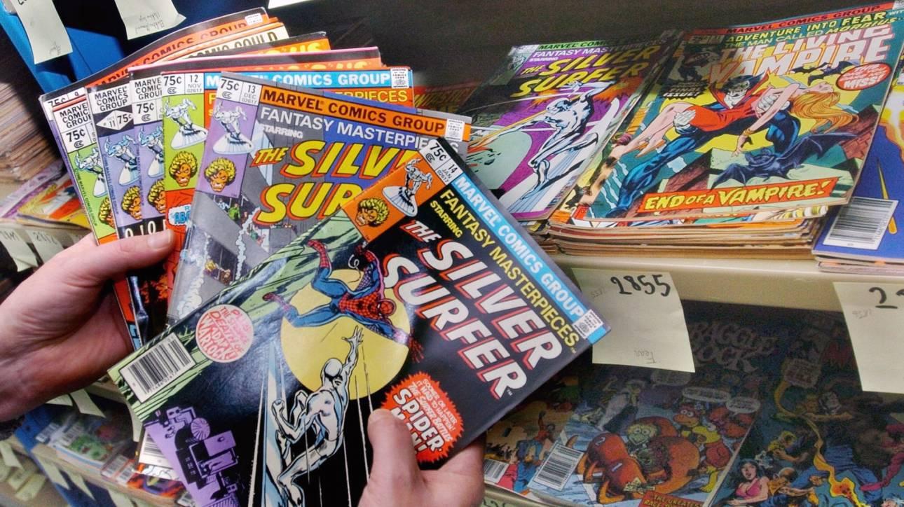 Marvel: Το πρώτο τεύχος της πουλήθηκε για αστρονομικό ποσό