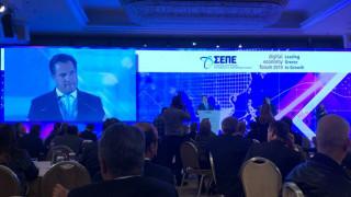 Γεωργιάδης: Συνεργασία ελληνικών και αμερικανικών εταιρειών στην ψηφιακή τεχνολογία