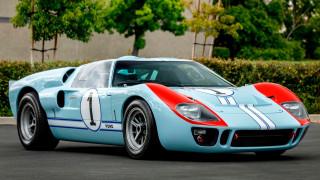 Αυτοκίνητο: Η Ford GT 40 που πρωταγωνιστεί στο «Κόντρα σε όλα» είναι προς πώληση